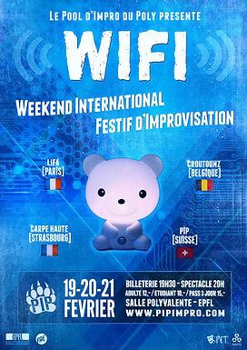 Tournoi International d'Improvisation (WIFI)