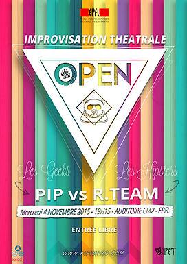 OPEN : Team Rime - PIP