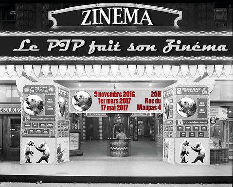 Le PIP au Zinéma