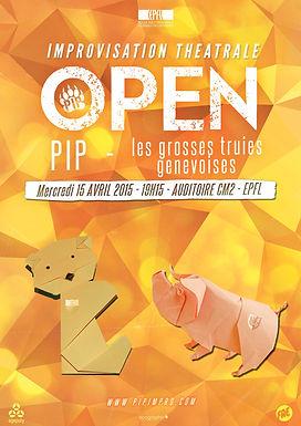 PIP vs Grosses Truies Genevoises