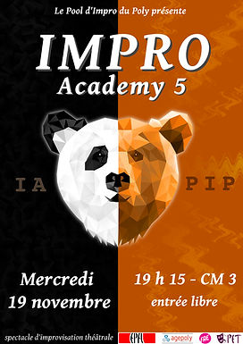 Impro Academy 5