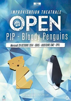 PIP vs Bloody Penguins