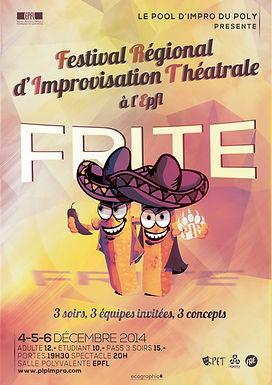 Tournoi Régional d'Improvisation