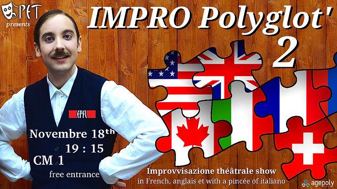 Impro Polyglot' 2