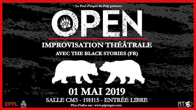 OPEN : PIP - Black Stories