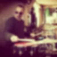 Rehearsing at the #lockup__#drums #drumk