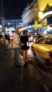 Bangkok's Red Light District