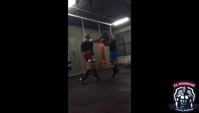 Hashash & Creatine 45 minute sparring highlight