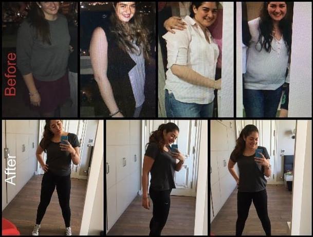 Alia Abdoun 1 month 3 weeks