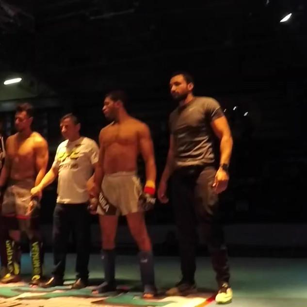 Ahmed Sayed MMA