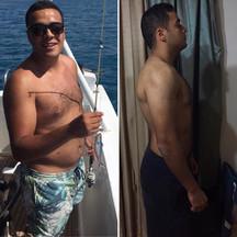 10 kilos down in 28 days
