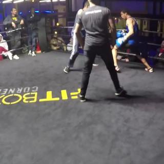 Hussien El-Nooby Boxing