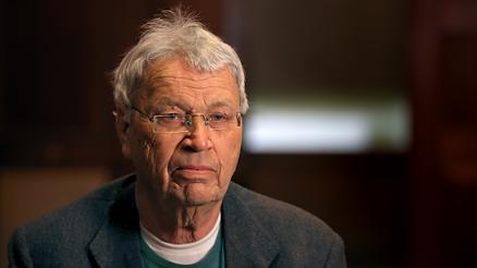 Gerhard Polt im Interview für Dokumentation