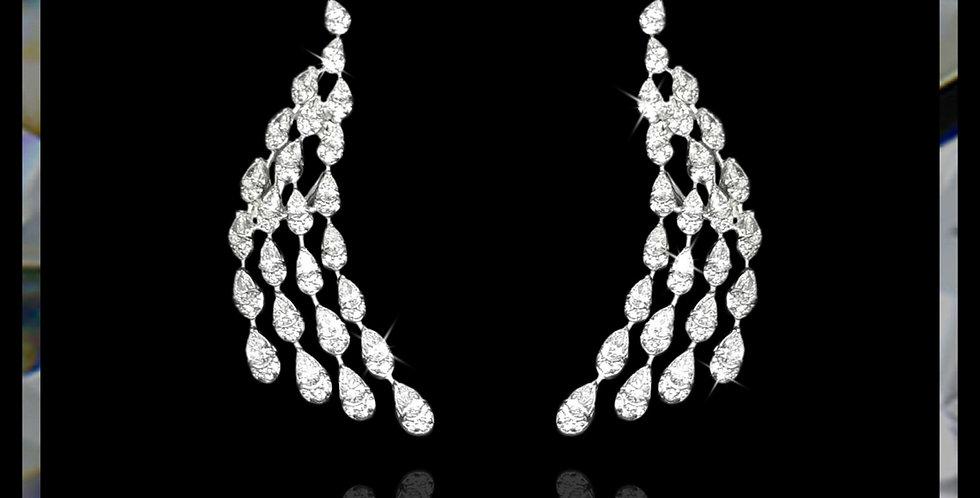 Avantgrade Diamondfall Earrings