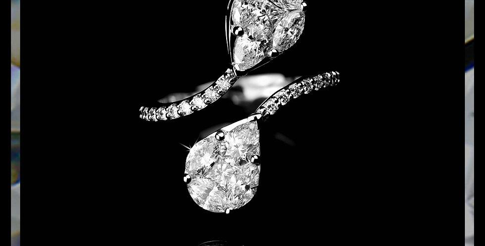 Jasmine Pears Ring