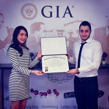 GIA Graduate Gemologist