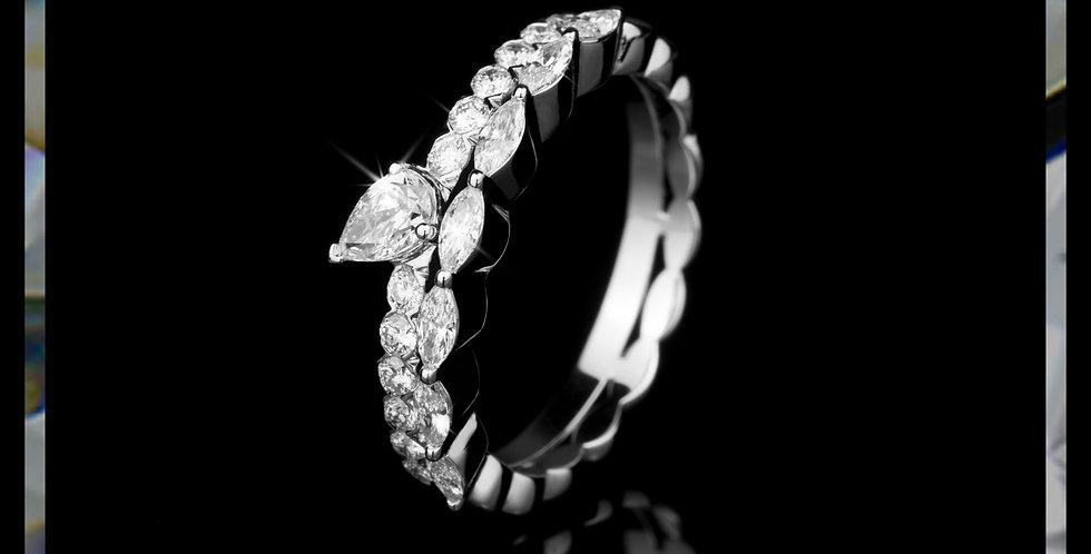 Damascene Dual Ring