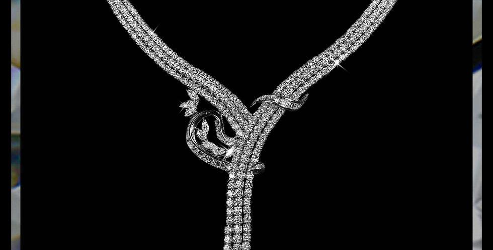 Avantgrade Royal Diamond Necklace
