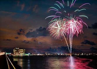 NEW this year-Fireworks Cruise