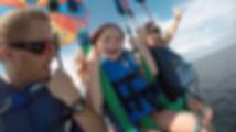 destin beach parasailing, parasail in destin, destin parasail, parasailing in destin florida