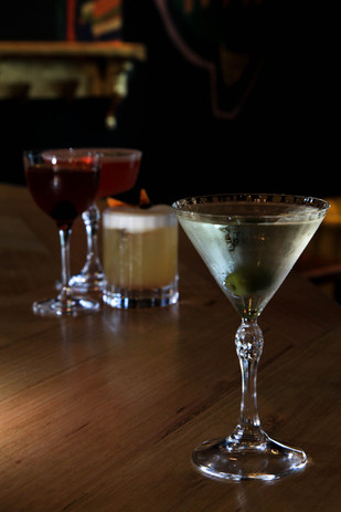 Vesper Martini.  #daydrinking