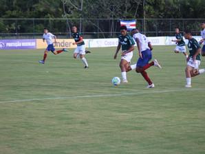 Sub-20: Bahia vence o Palmeiras e amplia vantagem na semifinal da Copa do Brasil Sub-20