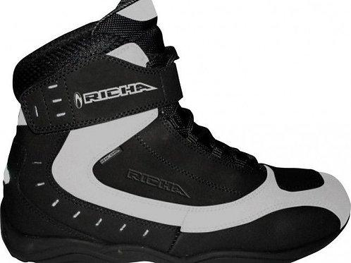 Richa Slick WP Boots black/white