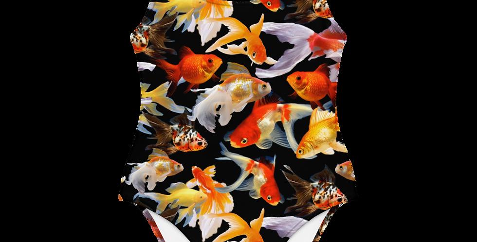 Goldfish One-Piece Swimsuit
