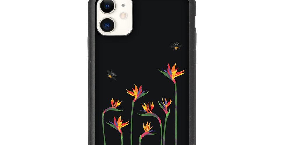 Paradise Biodegradable iphone case