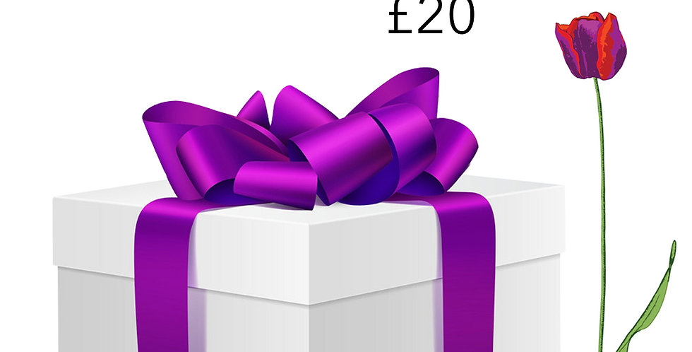 Gift Certificate £20