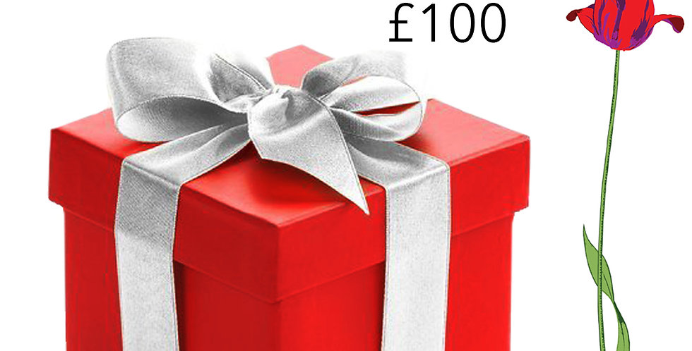 Gift Certificate £100