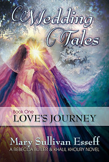 Join rebecca and Khalil as they grow closer together and plan and carry out their wedding day. Wedding Tales, Book One: Love's Journey, Mary Sullivan Esseff. Relatives gather to celebrate Rebecca and Khalil's wedding.