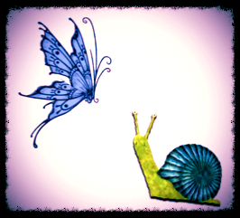 Are You More Like a Butterfly or a Snail?