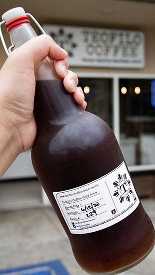 Cold Brew Bottle - 32oz