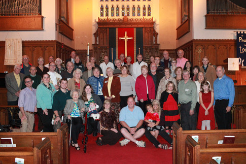 2016 All Saints Day