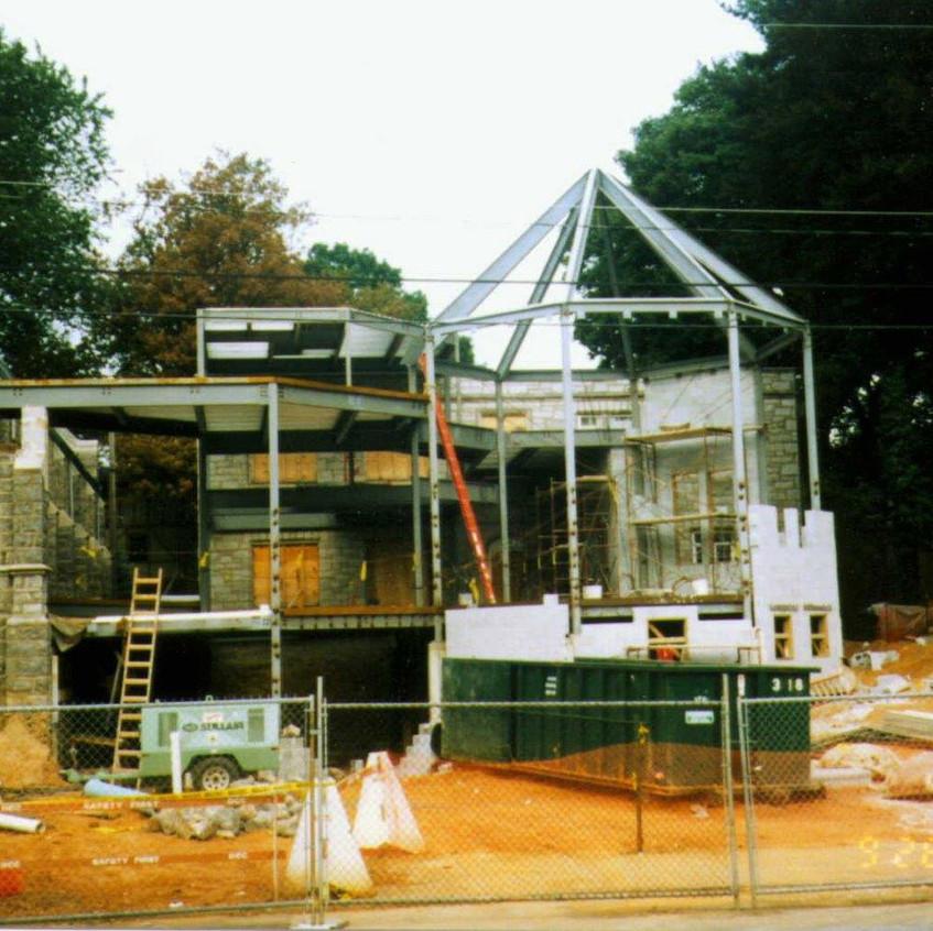 1997 Renovation