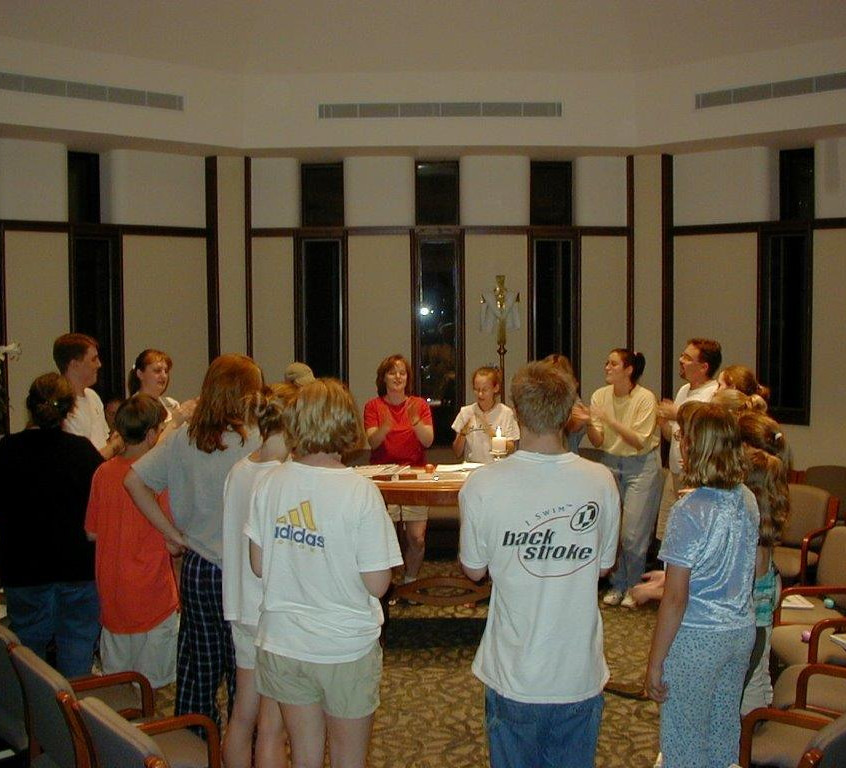 2000 Youth Group
