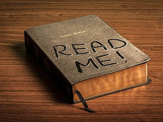 Do you read the Bible?