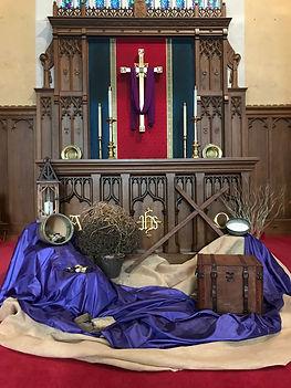Lent altar.jpg