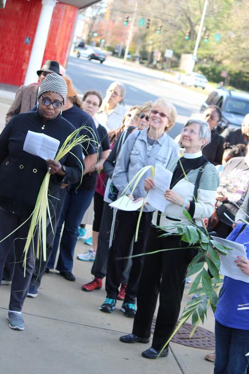 Reconciliation Walk