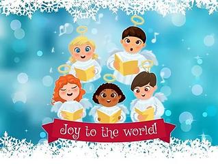Christmas Caroling!