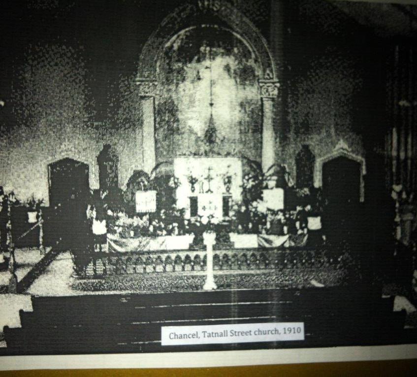 Chancel 1910