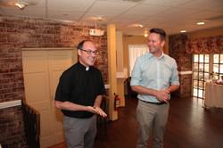 Surprise Party for Pastor Jason