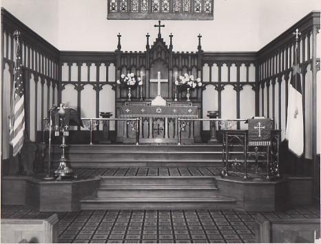 1961 old santcuary