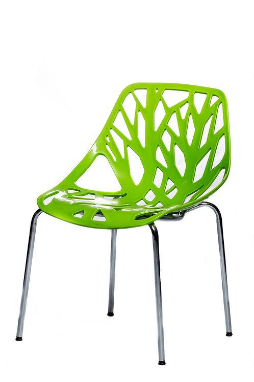 Plaststóll / Plastic chair / 91-305
