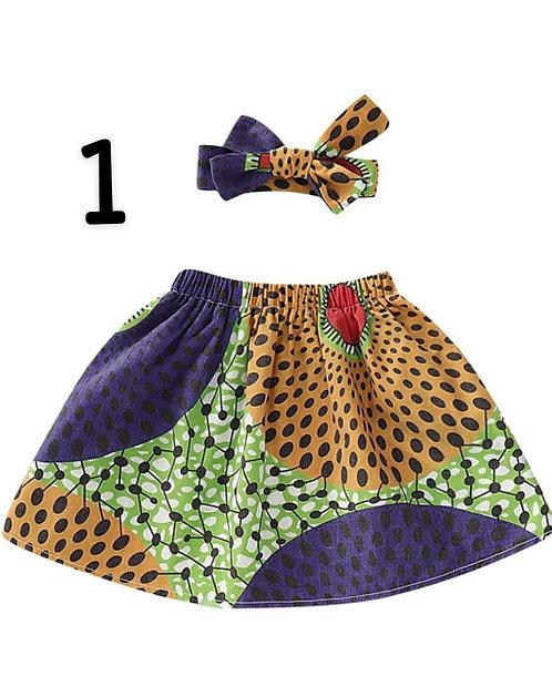 Baby Brew Skirt Set