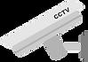 grafica videocamera di sicurezza