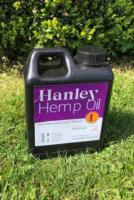 HANLEYS HEMP OIL - 1L