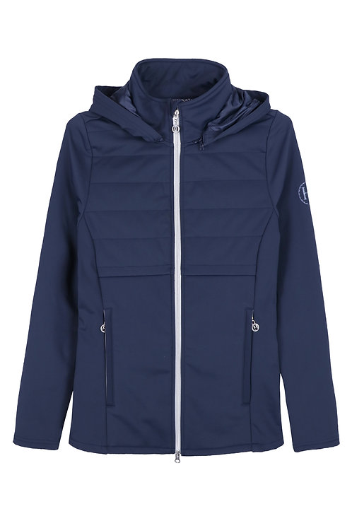 HARCOUR WOMENS LAURENS TECHNICAL SOFTSHELL JACKET