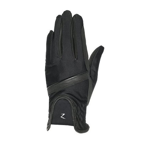 HORZE EVELYN WOMENS BREATHABLE RIDING GLOVES